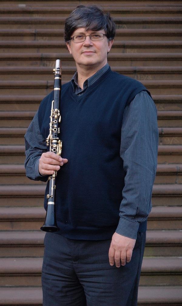 Robert Schubert - clarinet