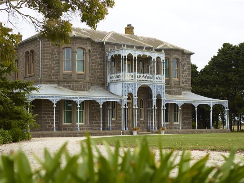 Barwon Park Mansion, Winchelsea