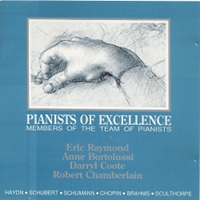 Pianists of Excellence