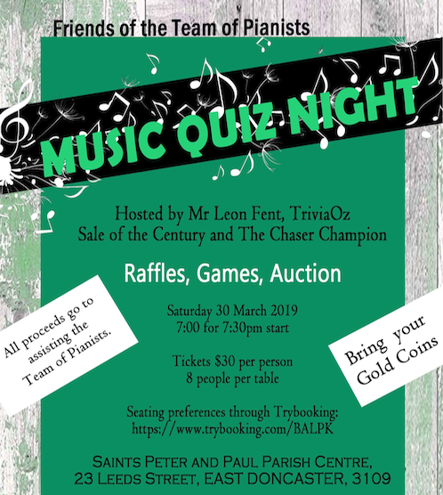 FOTOPS 2019 Music Trivia Night Poster (cropped)