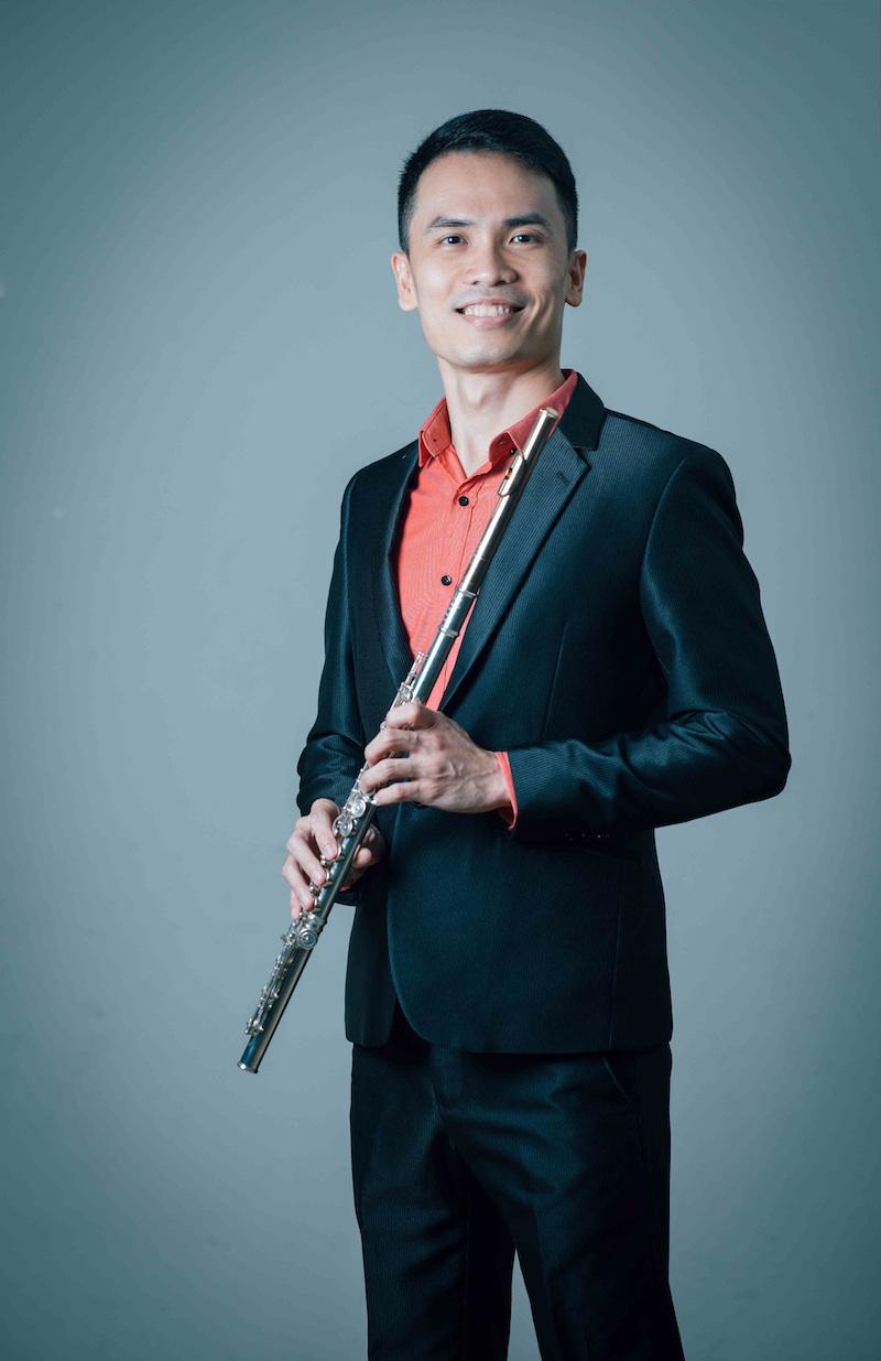 Chie Haur Foo - flute