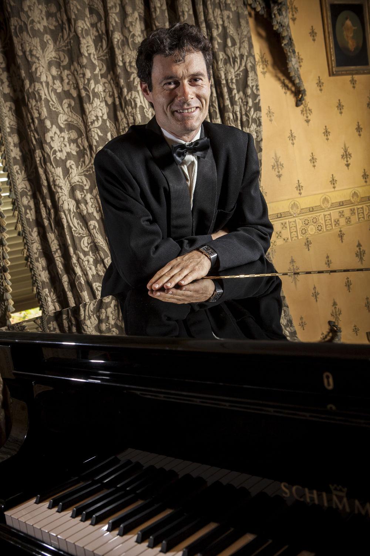 Rohan Murray - piano