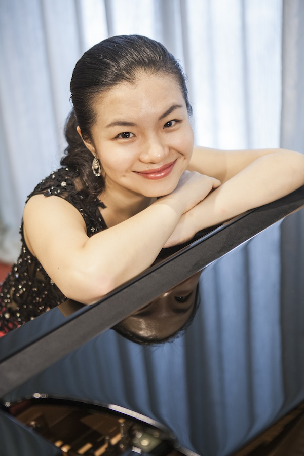 Jennifer Jiaqi Li - Guest Teacher Spring Piano School 2017