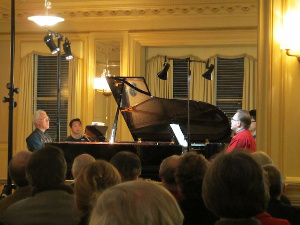 Twilight Chamber Music at Rippon Lea